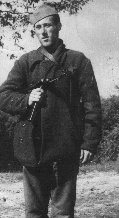 Степан Филипович,  народный герой Югославии